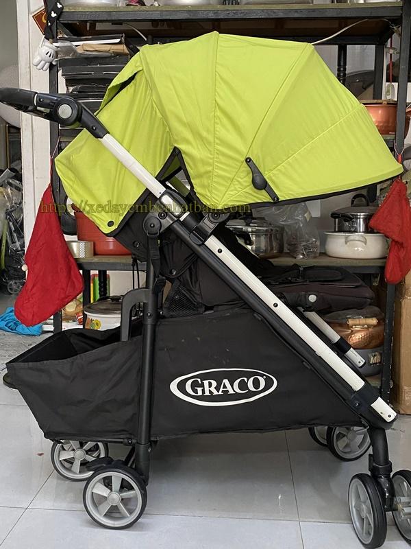 Thanh lý xe đẩy em bé Graco củi du lịch 1