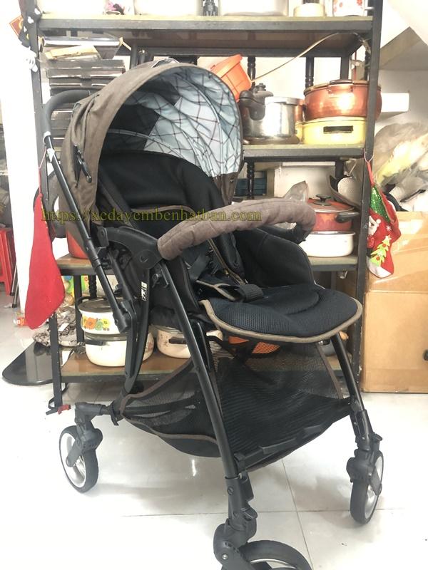 Xe đẩy em bé thanh lý Pigeon RunFee 1