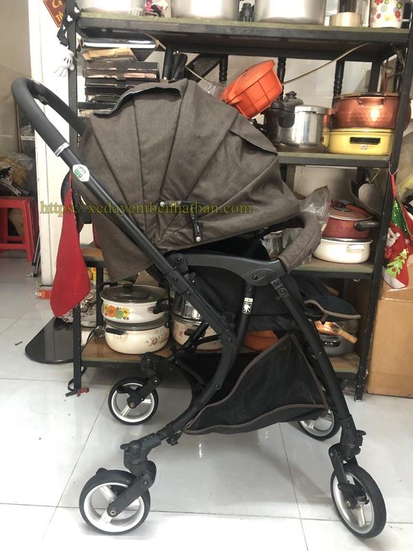 Xe đẩy em bé thanh lý Pigeon RunFee 3