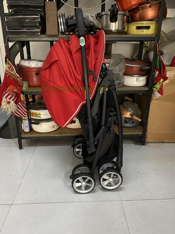Xe đẩy em bé Aprica Air Ria thanh lý 7