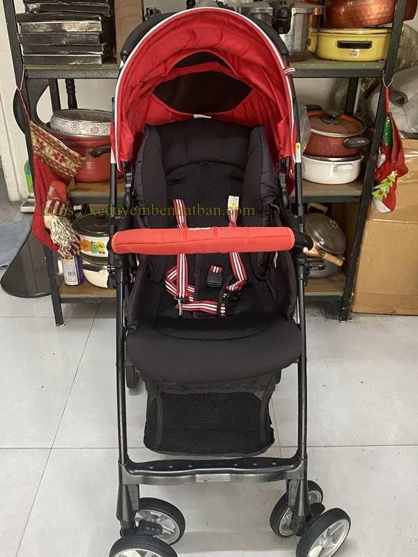 Xe đẩy em bé Aprica Air Ria thanh lý 4