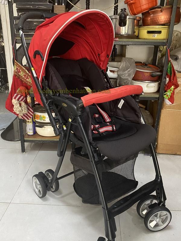 Xe đẩy em bé Aprica Air Ria thanh lý 1