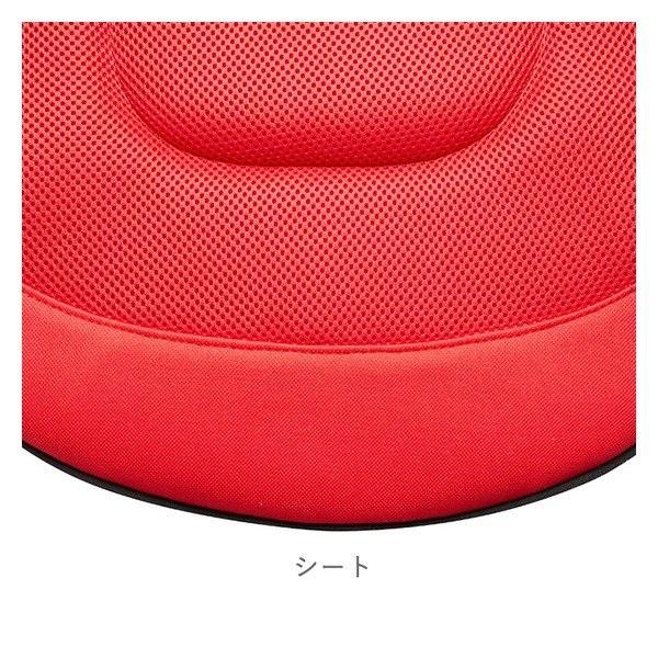 Xe đẩy em bé Aprica Luxuna Comfort - Đỏ đen 2