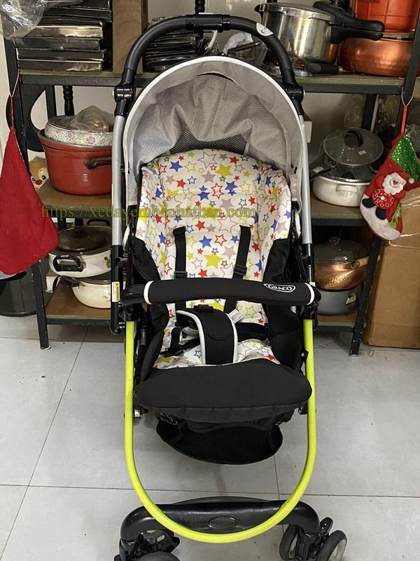 Xe đẩy em bé Graco CitiLite R mới 90% thanh lý 2