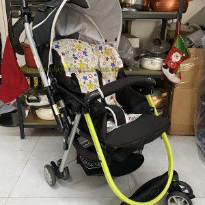 Xe đẩy em bé Graco CitiLite R mới 90% thanh lý