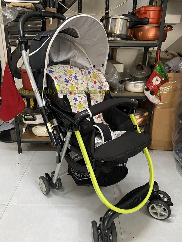 Xe đẩy em bé Graco CitiLite R mới 90% thanh lý 1