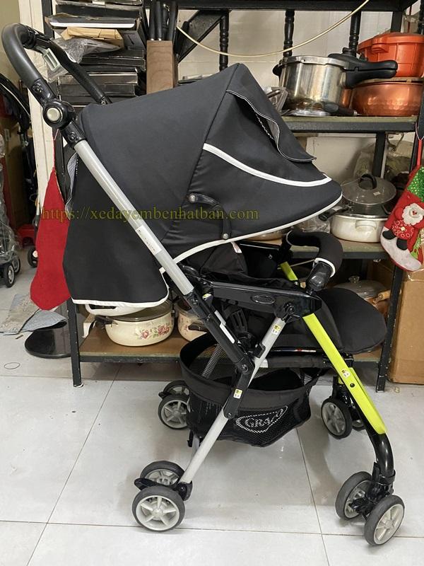 Xe đẩy em bé Graco CitiLite R mới 90% thanh lý 4