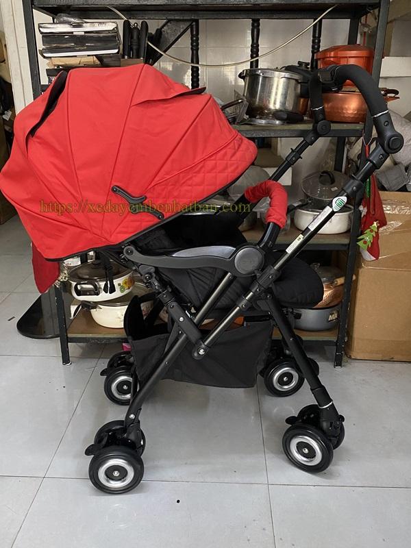 Xe đẩy trẻ em Aprica soria thanh lý 1