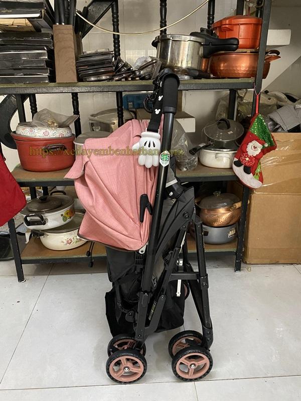 Xe đẩy trẻ em thanh lý Combi Mechacal Handy 5