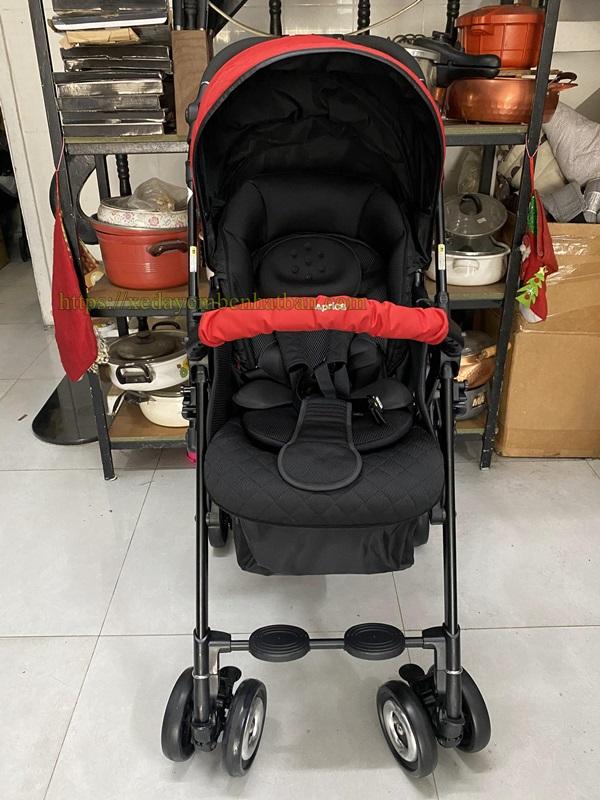 Xe đẩy trẻ em Aprica soria thanh lý 4