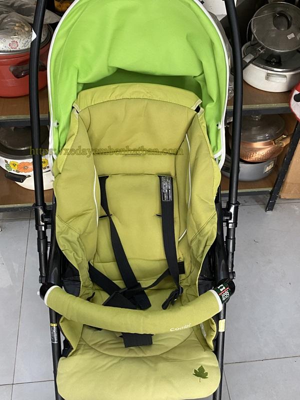 Xe đẩy Combi Mechacal First thanh lý giá rẻ 2