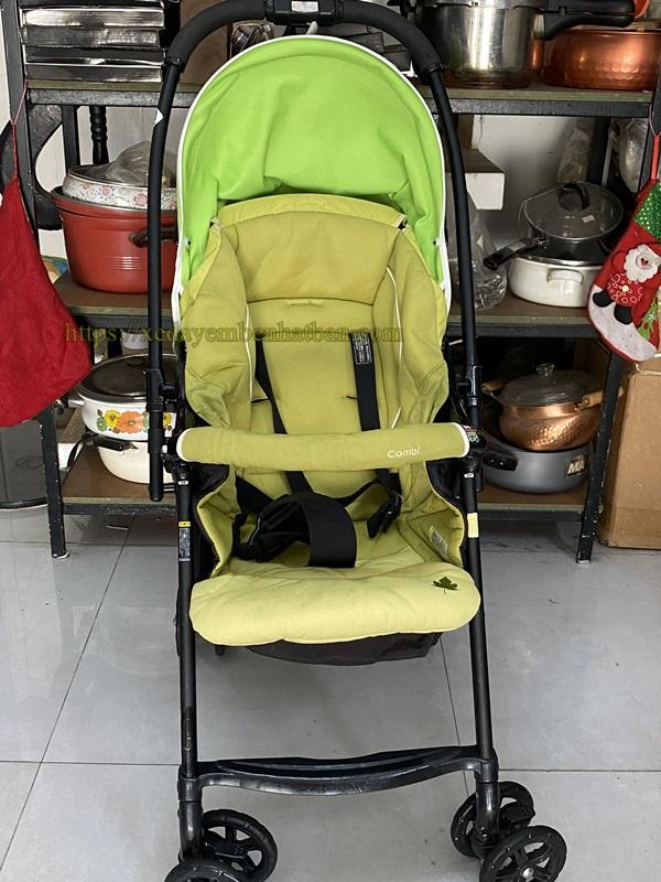 Xe đẩy Combi Mechacal First thanh lý giá rẻ 3