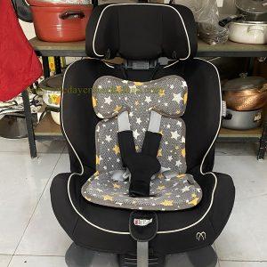 Ghế ngồi oto cho bé Ailebebe Nhật Bản thanh lý