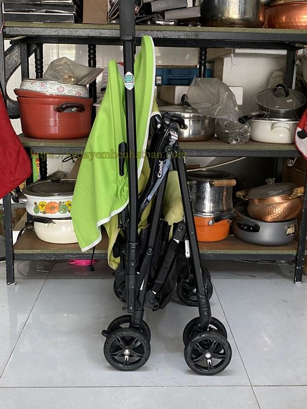 Xe đẩy Combi Mechacal First thanh lý giá rẻ 4