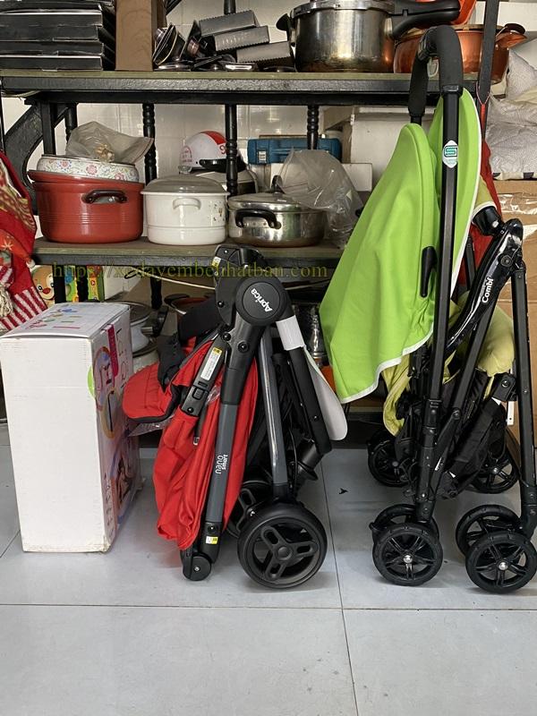 Cho thuê xe đẩy em bé du lịch Tphcm 4