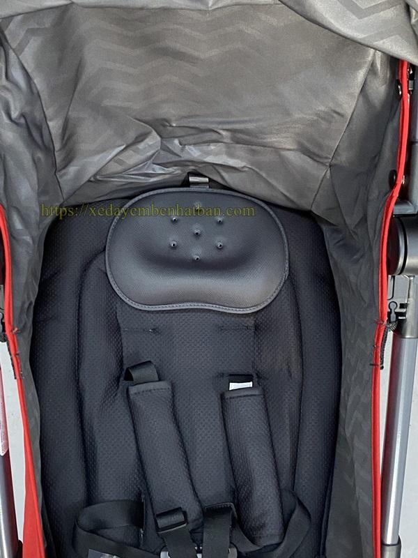 Xe đẩy em bé du lịch gấp gọn Aprica Nano Smart 5