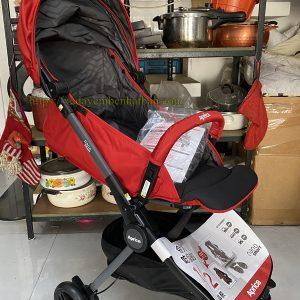 Xe đẩy em bé du lịch gấp gọn Aprica Nano Smart