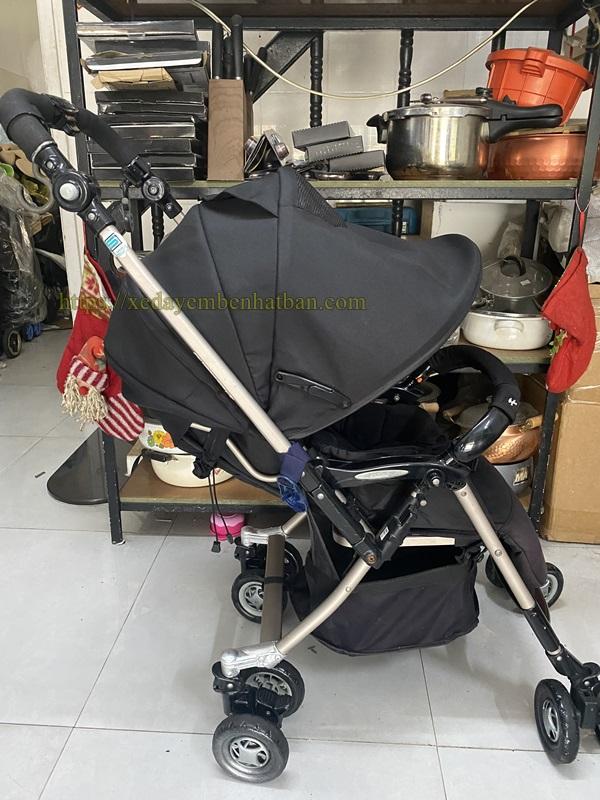 Xe đẩy em bé APRICA ROYAL CRUISER thanh ly 5