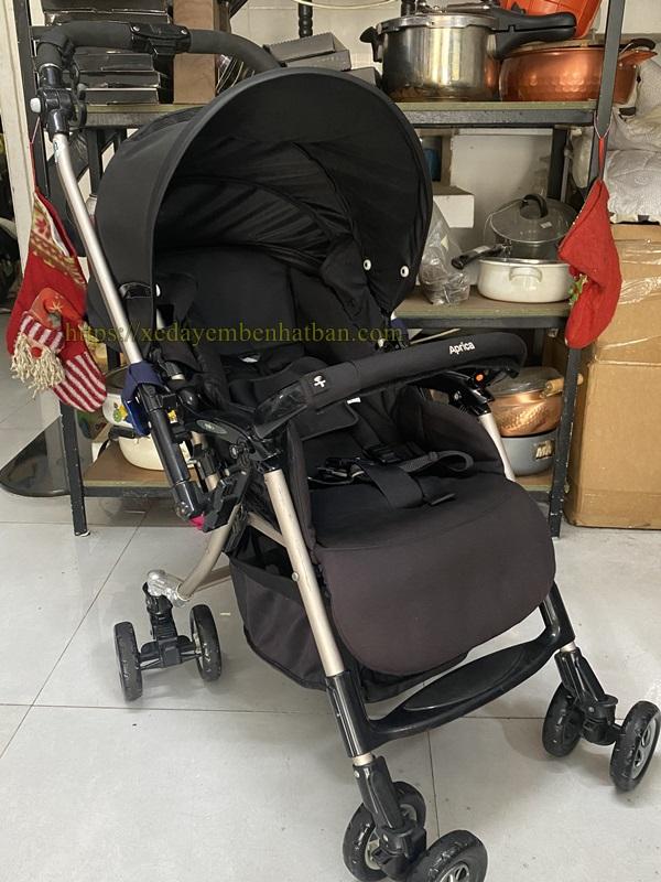 Xe đẩy em bé APRICA ROYAL CRUISER thanh ly 1