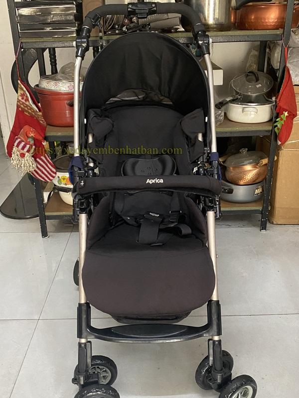 Xe đẩy em bé APRICA ROYAL CRUISER thanh ly 3